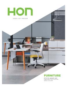 office-furniture-HON-2020-list-price-book