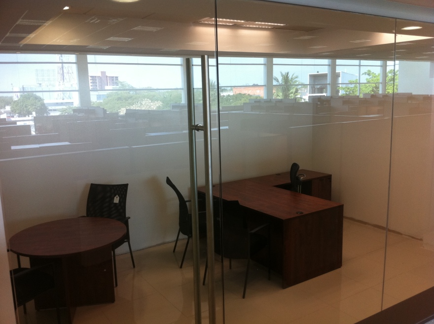 office-furniture-install-Villahermosa-Mexico-private office